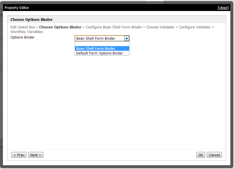Pre-populate Form Select List from External Source - Knowledge ...