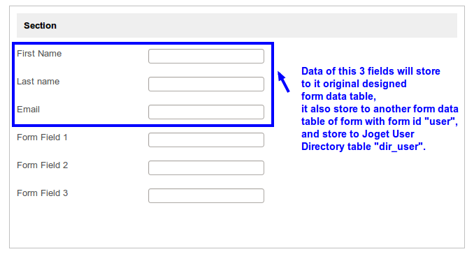 Store Form Field Data to Multiple Tables - Knowledge Base for v5