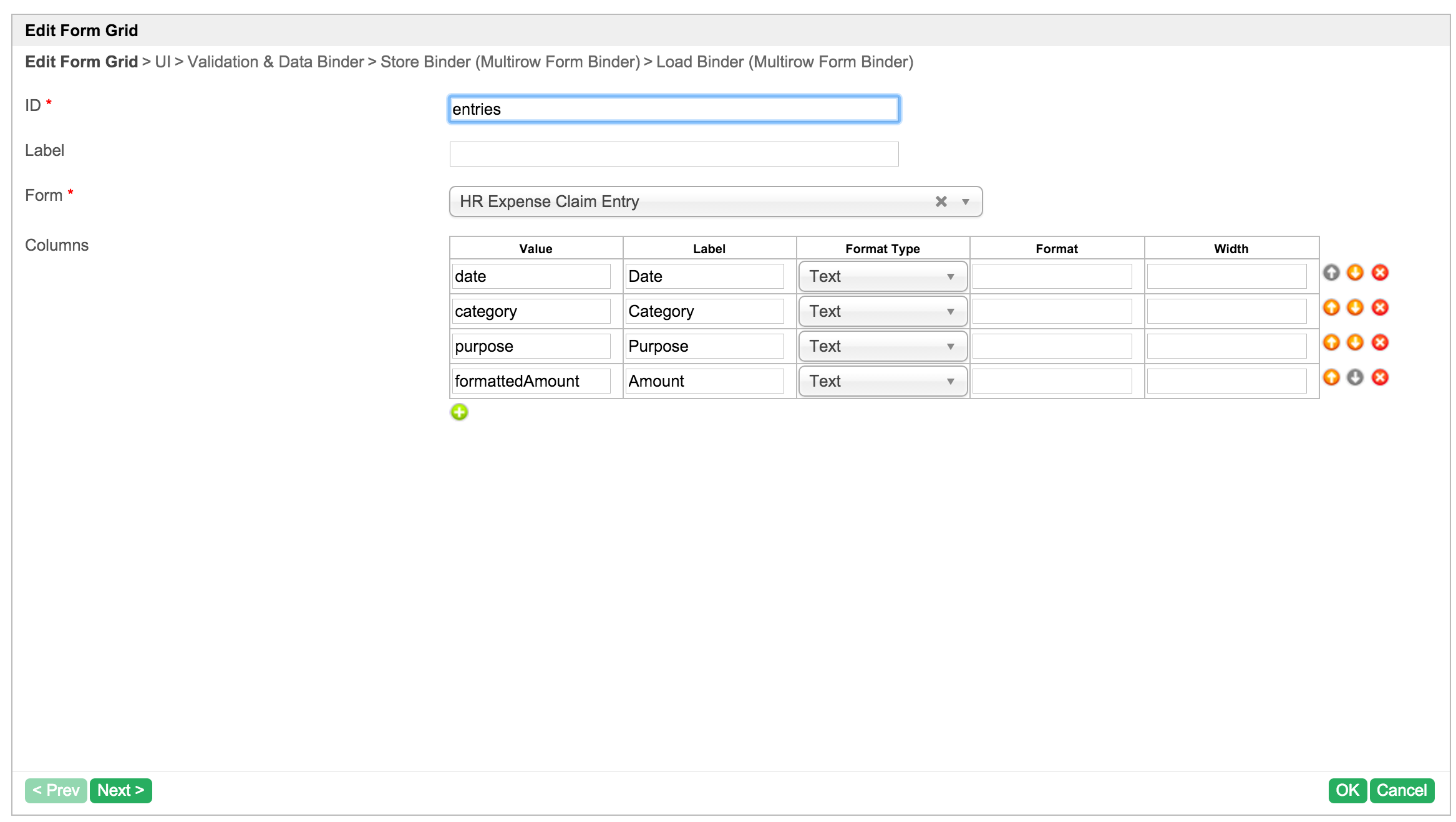 Add a new Row in Form Grid using script - Knowledge Base for v5 ...