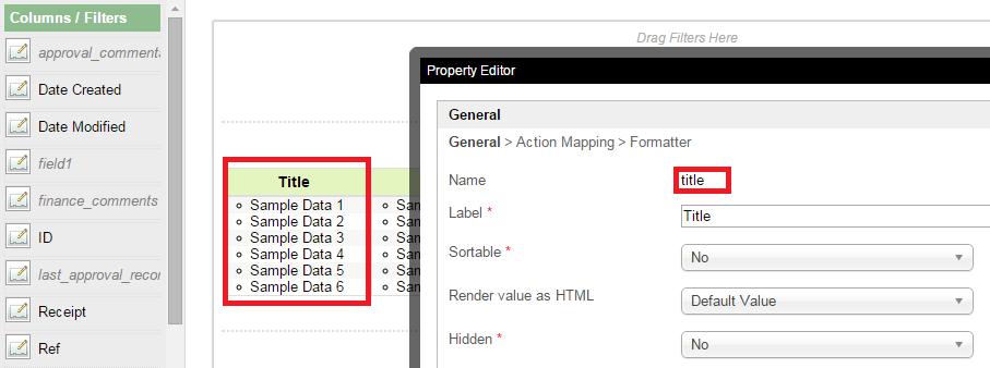 Advanced Form Data Binder - Knowledge Base for v6 - Joget
