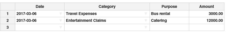 Spreadsheet - Knowledge Base for v6 - Joget | COMMUNITY