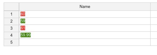 Spreadsheet Custom Formats - Knowledge Base for v6 - Joget | COMMUNITY